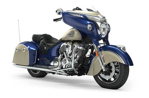 2019 Indian® Chieftain® Classic - Two-Tone Option