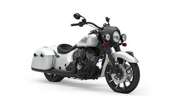 2019 Indian Springfield® Dark Horse® -White Smk