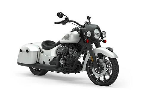 2019 Indian Springfield® Dark Horse® - Color Option