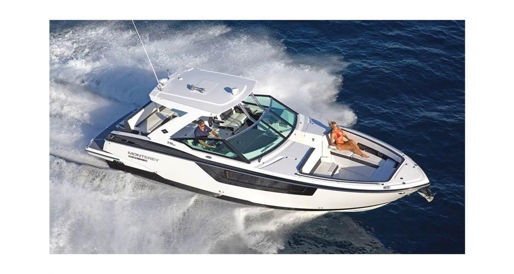 2019 Monterey Sportboat