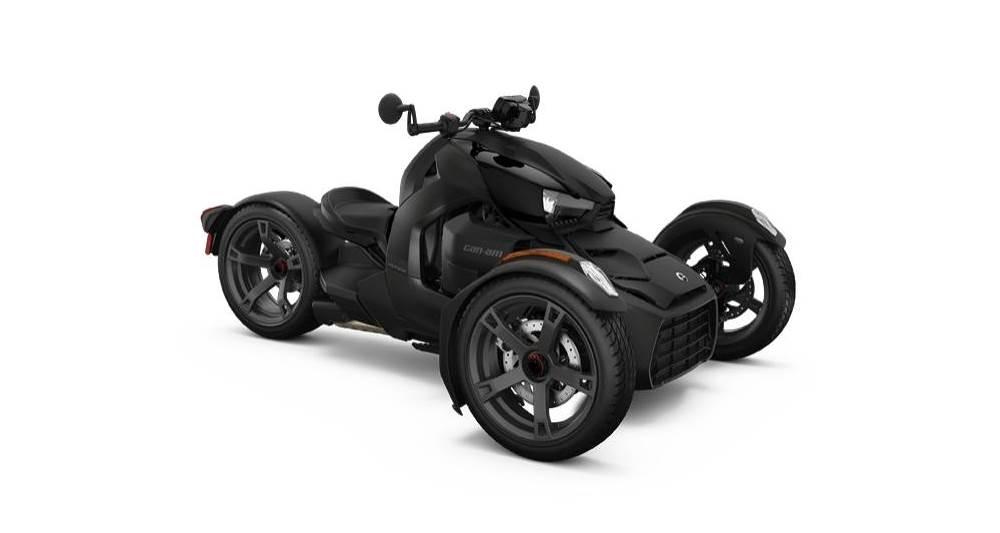 Ryker 600 ACE Can-Am Trike