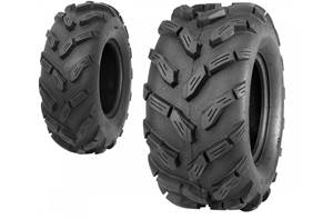QBT671 Mud Front/Rear Tires