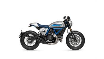 2019 SCRAMBLER CAFE RACER - DEMO