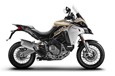 2019 Multistrada 1260 Enduro