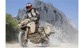 2019 Multistrada 1260 Enduro Tour