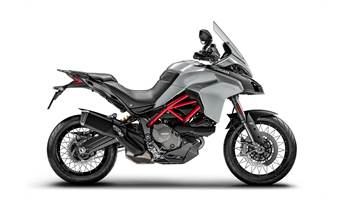 2019 Multistrada 950 S Spoked Wheels - Glossy Grey