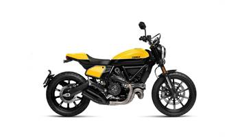 2019 SCRAMBLER FULL THROTTLE