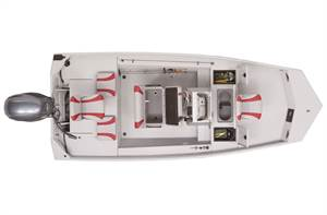 Gator Tough 17 CCJ DLX (Jet Tunnel Hull)