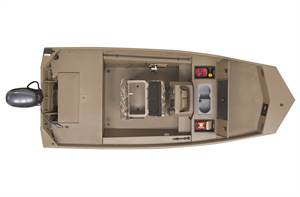Gator Tough 17 CCJ (Jet Tunnel Hull)