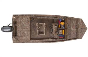 Gator Tough 16 CCJ (Jet Tunnel Hull)