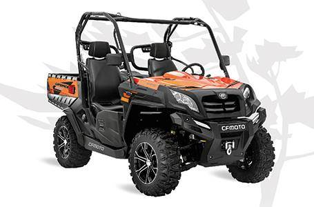2019 UFORCE 800 EPS LX