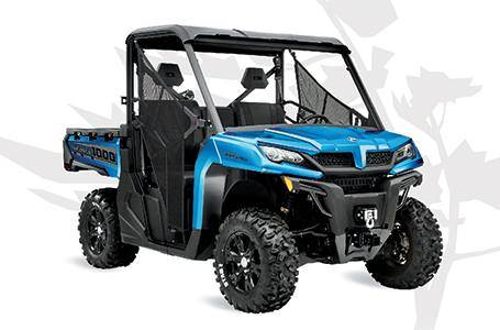 2019 UFORCE 1000 EPS LX