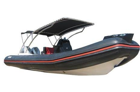 2019 APEX Inflatable Large Boat A-28 Outboard
