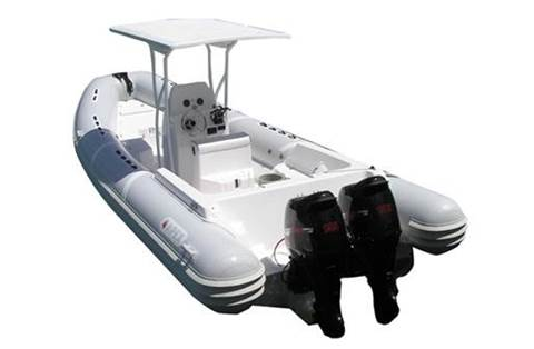2019 APEX Inflatable Large Boat A-24 Outboard