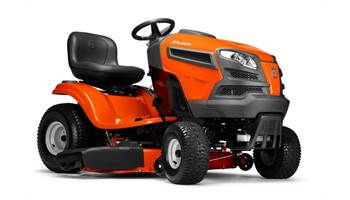 "2019 YTH18542 18.5hp Briggs & Stratton 42"" Stamped Deck"
