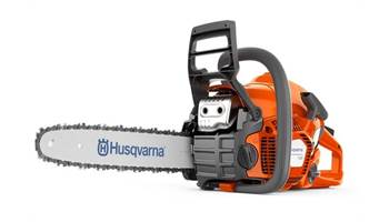 "2019 130 Chainsaw w/ 16"" bar"