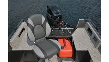 2019 170T-O Outfitter Evinrude 60HP- Trailer