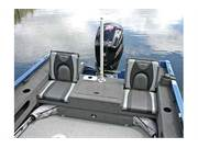 Stock Image: Adventure 1775 Stern Seats