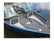 Stock Image: Adventure 1775 Bow Seats