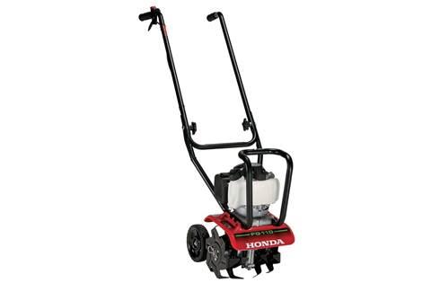 New Honda Power Equipment Mini-Tiller Models For Sale