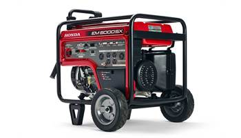 EM5000S3C Electric Start 5000