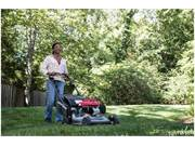 Stock Image: HRR216VYA lawn mower