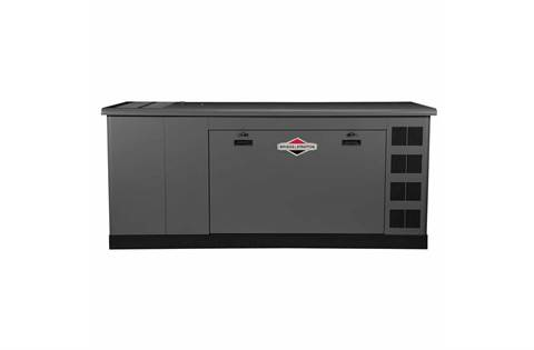 2019 Three Phase 48 kW1 Standby Generator (076151)
