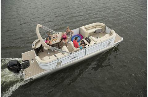 2019 Eclipse 8525 Entertainer