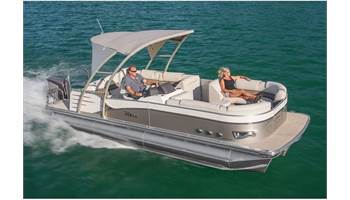 2019 Cascade Platinum Rear J Lounge 27'
