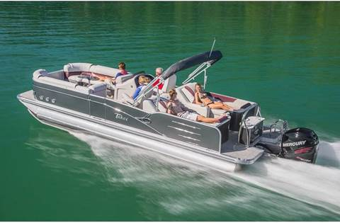 2019 Cascade Platinum Rear Lounge 27'
