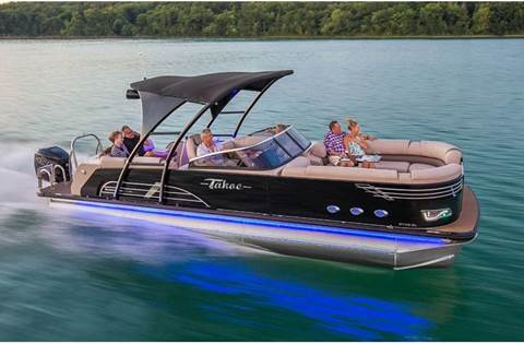 2019 Vision Windshield 27'