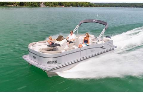 2019 Cascade Quad Lounge 27'