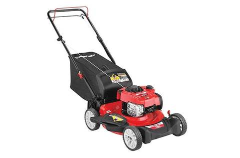 "2019 TB320 TriAction® 21"" Rear Wheel Self-Propelled Walk-Behind Mower (12A-C2BU711)"