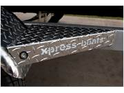Optional Lighted Logo Trailer Step (Both Sides)