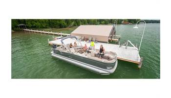 2019 Catalina Entertainer 27'