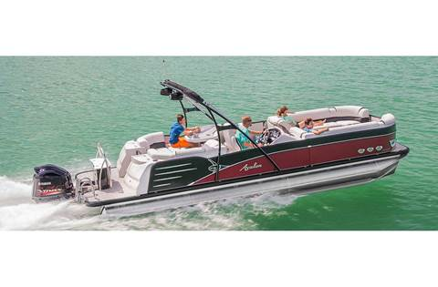 2019 Catalina Platinum Entertainer 25'