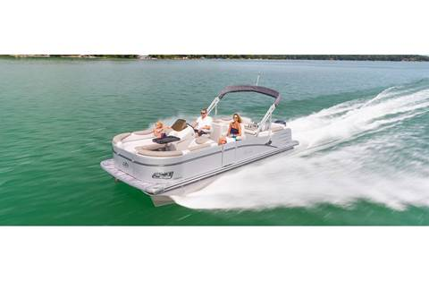 2019 Catalina Quad Lounge 27'