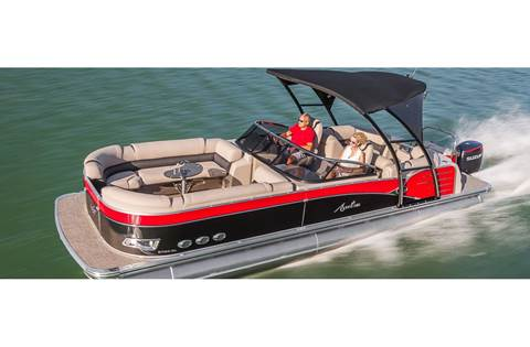2019 Catalina Platinum Windshield 27'