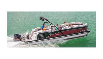 2019 Catalina Platinum Entertainer 27'