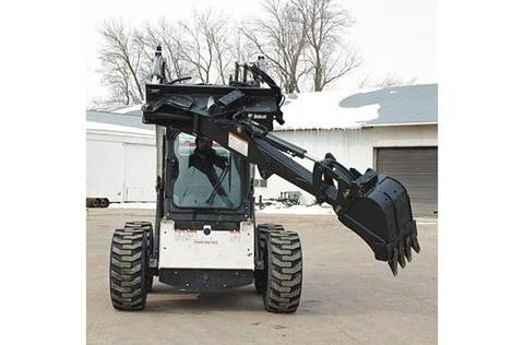 2019 Backhoe - Bob-Tach Mounted