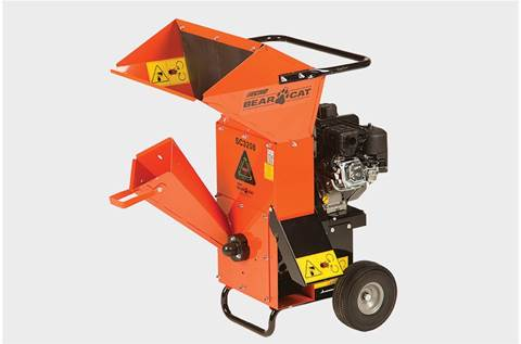 2019 SC3208 3 Inch Chipper/Shredder