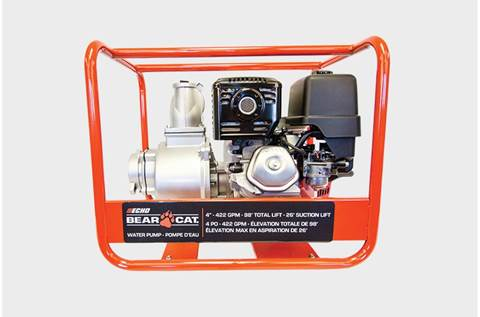 2019 WP4422 4-Inch Water Pump