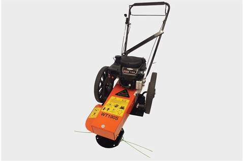 2019 WT190S Wheeled Trimmer