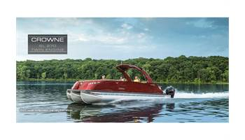 2019 Crowne SL 270 Twin Engine