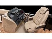 Desert Camel High Back Helm Seat