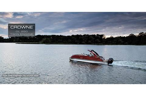 2019 Crowne DL 250 Twin Engine
