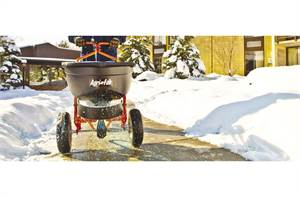 130 lb. Salt Push Spreader (45-0502)