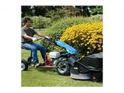 Stock Image: Shown with Mowing Sulky