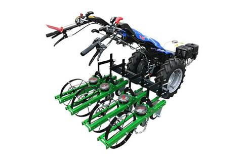 "2019 Precision Vegetable Seeder - 40"" Draw Bar"