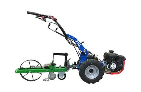 2019 Precision Vegetable Seeder - Standard Draw Bar